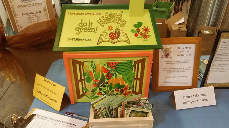 Learn more about our Seed Library program.