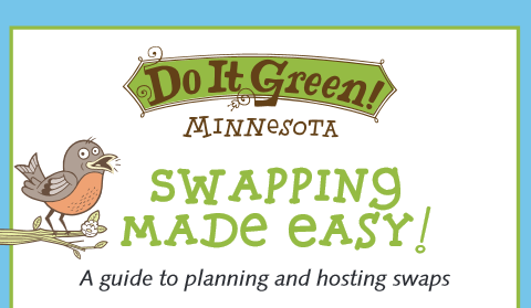 Swap with Do It Green! MN | Do It Green! Minnesota